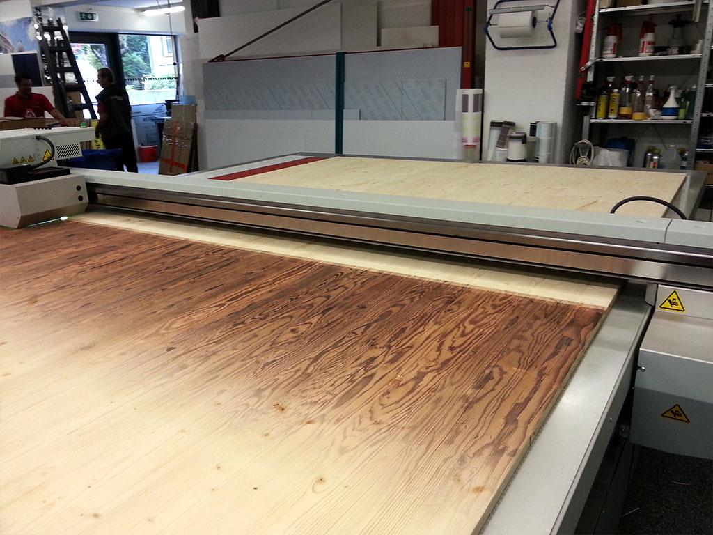 Holzdruck